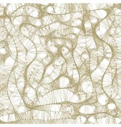 elegant beidge abstract tech background EPS 8 vector image