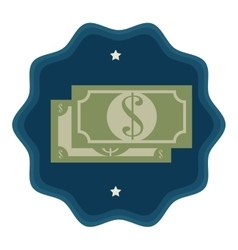 Bank and money savings vector