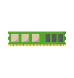 Memory slot vector