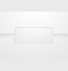 Light grey tech geometric minimal abstract vector