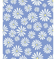 Doris day flower on lavender vector