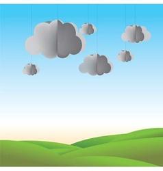 Good weather vector