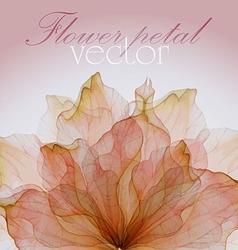 watercolor drawing vector image