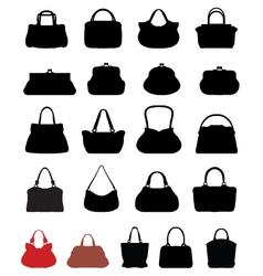 Handbags 2 vector