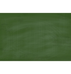 School green chalkboard textured background vector