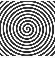 Background black spiral vector