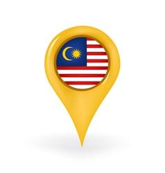 Location malaysia vector