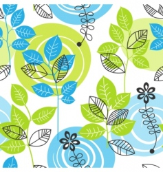 Stylish seamless pattern vector