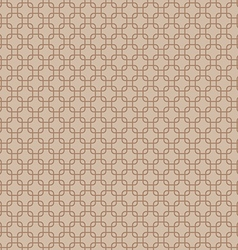Seamless round corner squares pattern background vector