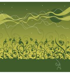 Field design vector