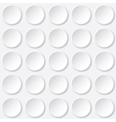 Buttons background vector