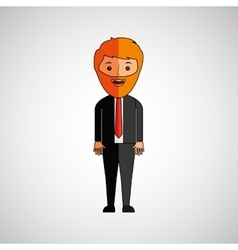 Business person avatar design vector