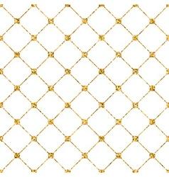 Rhombus seamless pattern white 2 vector image vector image