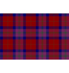 Pride of scotland autumn tartan fabric texture vector