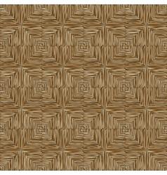 Organic woven texture vector image