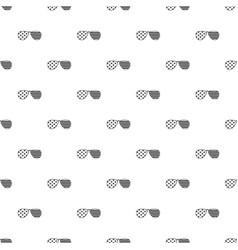 American glasses pattern vector