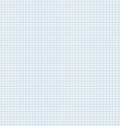 Checkered paper sheet texture vector