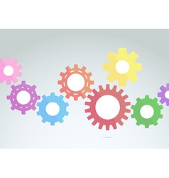 Engineering graphic concept - technology vector