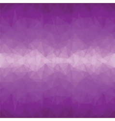 Purple mosaic background vector