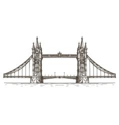 England logo design template London or vector image