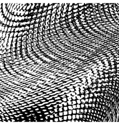 Texture Grid Fabric vector image