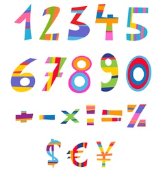 Fun numbers vector