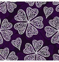 Flourish seamless pattern vector