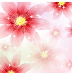 flower2 vector image
