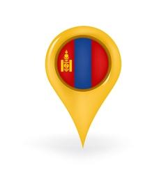 Location mongolia vector
