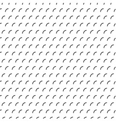 seamless background with random shapes vector image