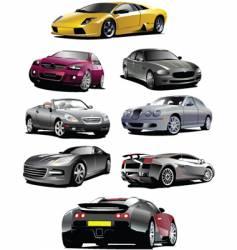 Autos vector