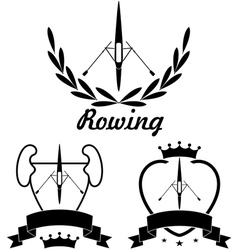 Rowing vector