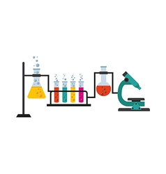 Scientific laboratory vector