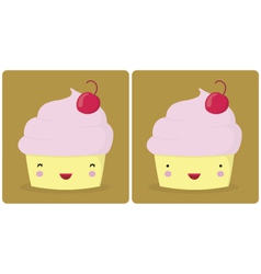 Cute Ice Cream vector image vector image