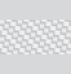 Weave shiny metal seamless background vector