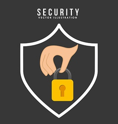 Security system vector
