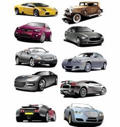 Cars vector