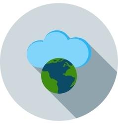 Global cloud vector