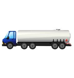 A tanker vector image