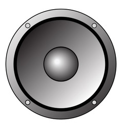 Speaker clipart icon vector