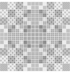 Grid opacity vector image vector image