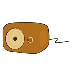 Radio receiver vector