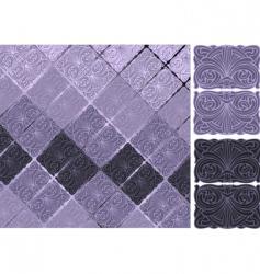 atlas wallpaper vector image vector image