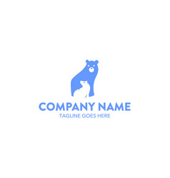 Bear logo-19 vector