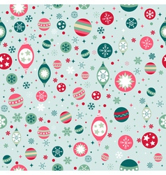 Beautiful design christmas seamless pattern with vector