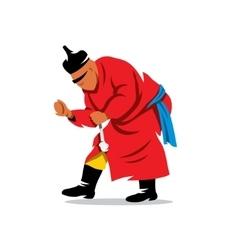 Buryat sport heyer shaalgan festival breaking vector