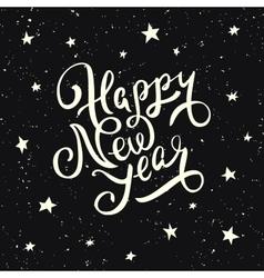 Happy New 2017 Year vector image