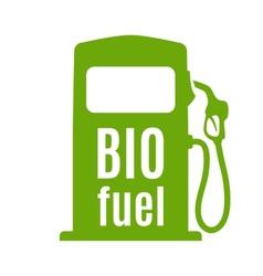 Bio fuel pump vector