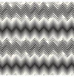 Ornate textured chevron vector