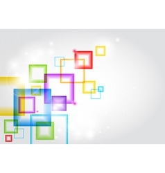 Colorful Square vector image